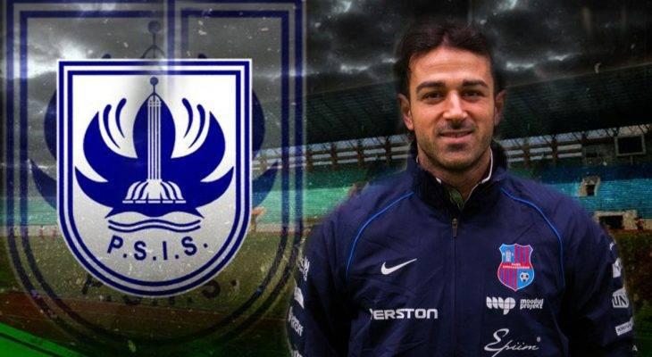 Mengenal Vincenzo Alberto Annese, Pelatih Baru PSIS Semarang dari Italia