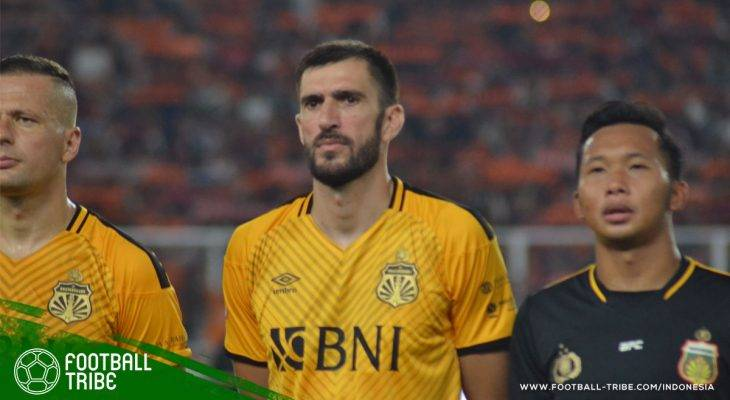 Polemik tentang Dimainkannya Vladimir Vujovic oleh Bhayangkara FC
