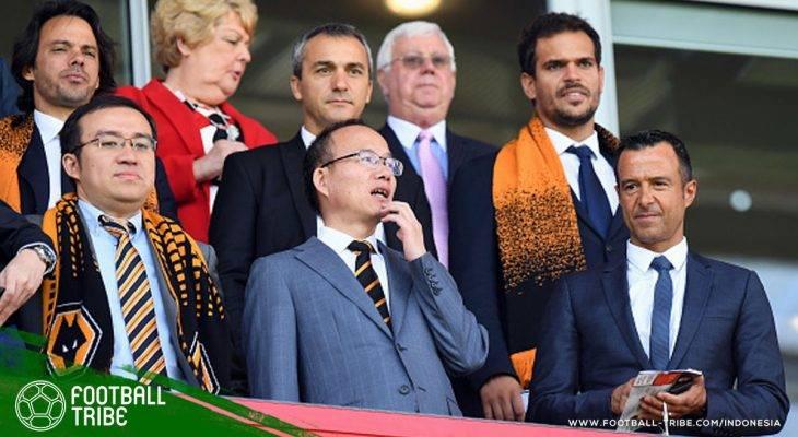 Jorge Mendes dan Konsorsium dari Cina: Dua Protagonis dalam Ambisi Besar Wolverhampton Wanderers