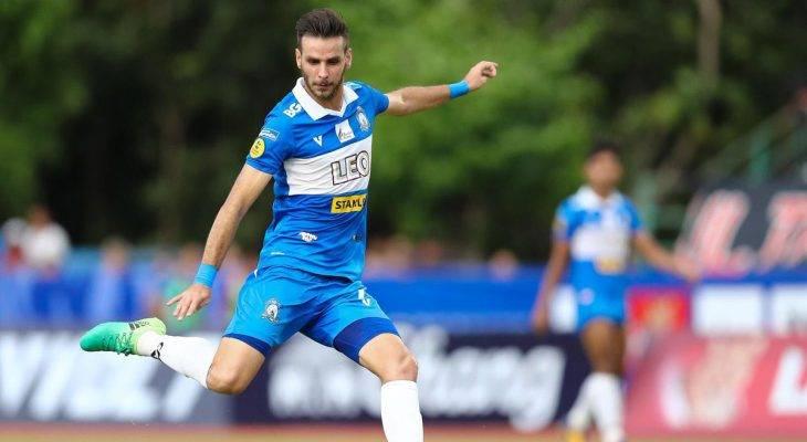 Yendrick Ruiz, Tahun Lalu Berkarier di Thai League 2, Kini Menatap Piala Dunia 2018 dengan Kosta Rika