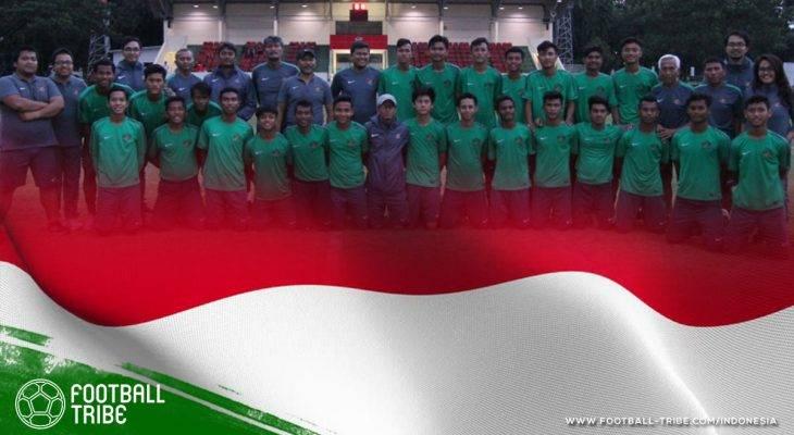 Timnas U-16 Lolos ke Semifinal Turnamen Jenesys
