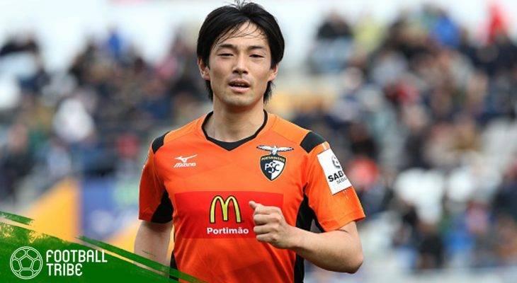 Shoya Nakajima, Bintang Baru Liga Portugal dari Negeri Sakura