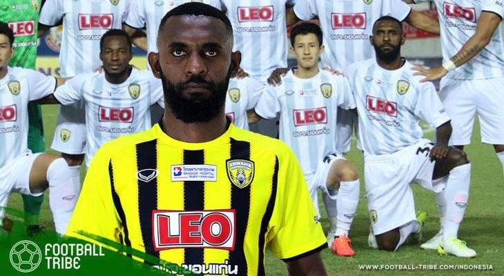 Pindah Klub, Yanto Basna Naik Kelas ke Thai League 1
