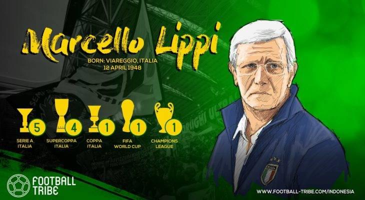Di Cina, Marcello Lippi Ingin Ulangi Kisah Manisnya seperti di Italia