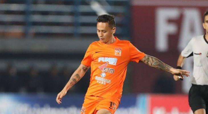 Naik-Turun Karier Dirga Lasut: 'Lahir Kembali' di PSS Sleman dan Tengah Bersinar di Borneo FC
