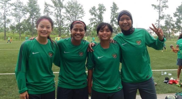 Tim Nasional Wanita Indonesia Siap Jajal Lawan Kaliber Piala Dunia