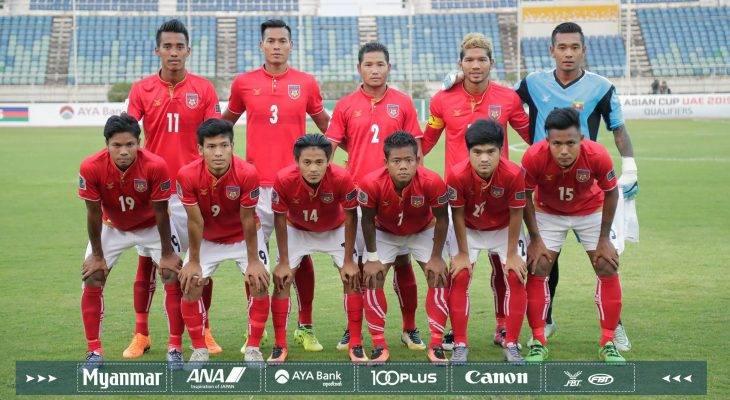 Myanmar Agendakan Sebuah Turnamen Sebelum Mentas di Asian Games 2018