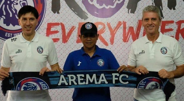 Milan Petrovic, Rekrutan Baru untuk Staf Kepelatihan Arema FC