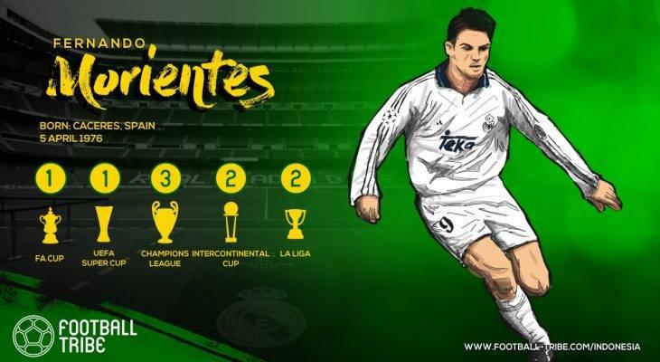 Fernando Morientes, Sepanjang Karier sebagai Kompetitor