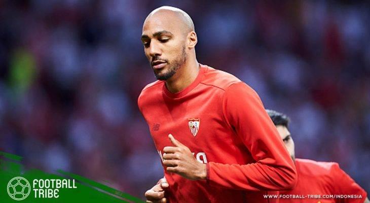 Kepergok Dugem Usai Dibantai Barcelona di Final Copa del Rey, Masa Depan Steven N'Zonzi di Sevilla Terancam