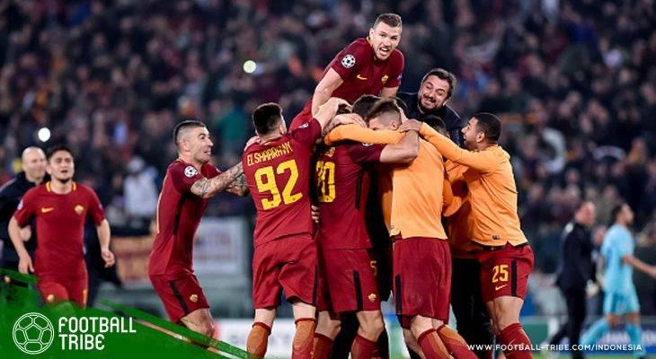 Bedah Semifinalis Liga Champions: AS Roma Bukan Sekadar Romantada