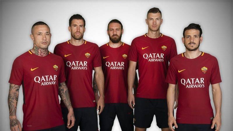 Roma dengan Qatar