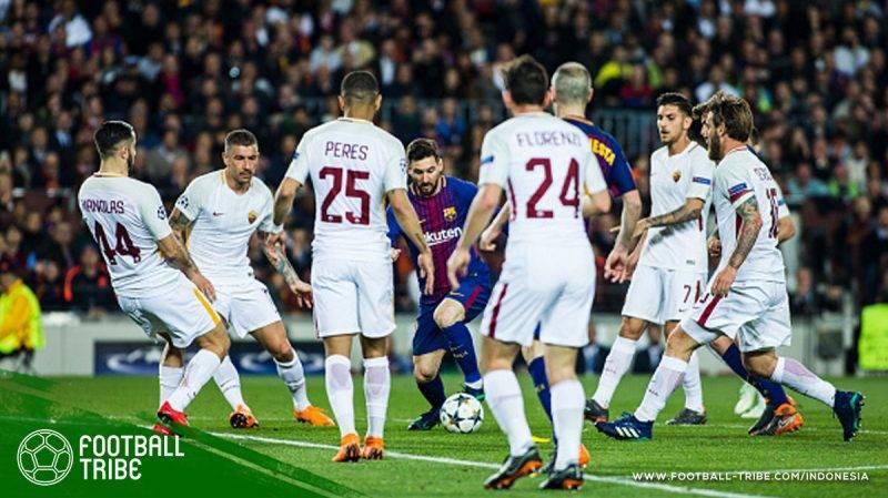 langkah Roma di perempat-final