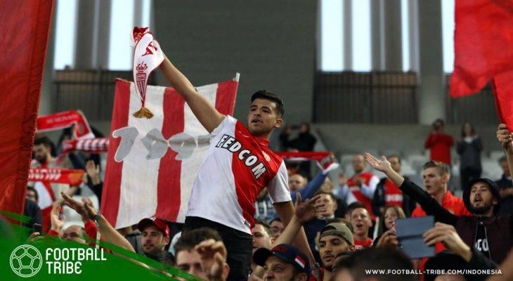 AS Monaco Kembalikan Uang Suporternya yang Menonton di Parc des Princes