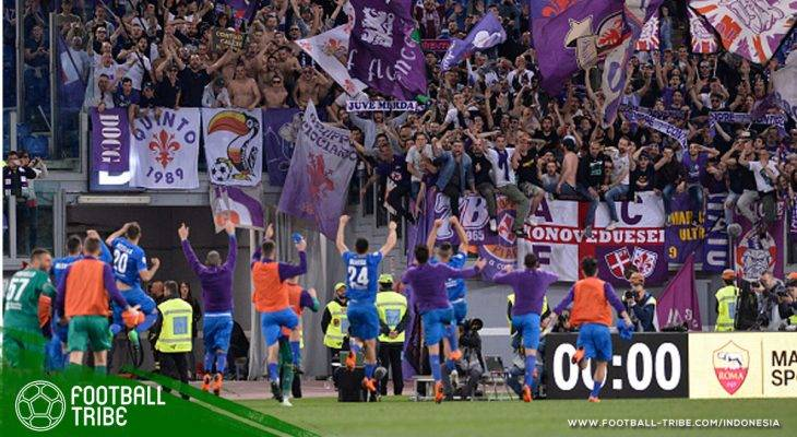 Rentetan Penampilan Impresif Fiorentina Pasca Kepergian Astori