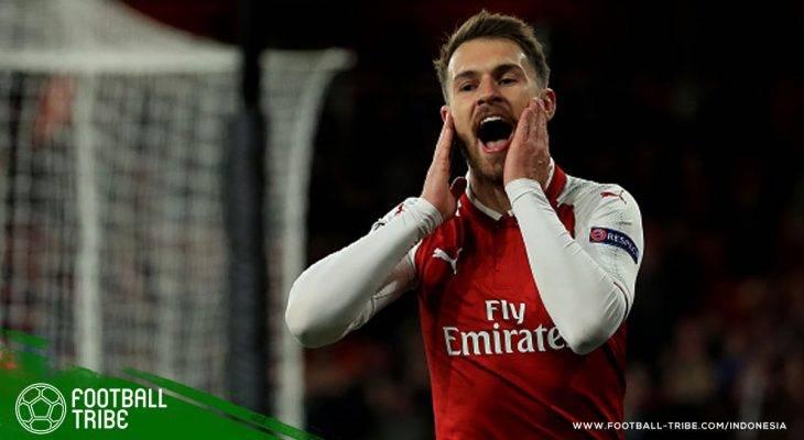 Aaron Ramsey adalah Misi Utama Arsenal di Musim Panas 2018