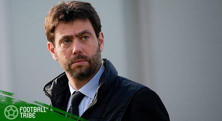 """Presiden Juventus: """"Jika UEFA Tidak Punya Wasit Bagus, Kami Siap Bantu untuk Melatih Wasit Mereka"""""""