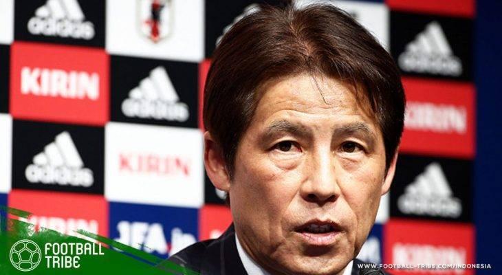 Ambisi Besar Akira Nishino bersama Tim Nasional Jepang