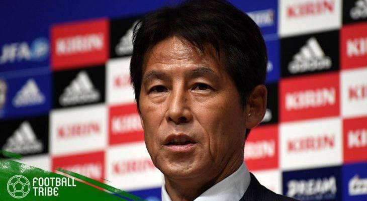 Timnas Jepang Tunjuk Akira Nishino Sebagai Pelatih Baru