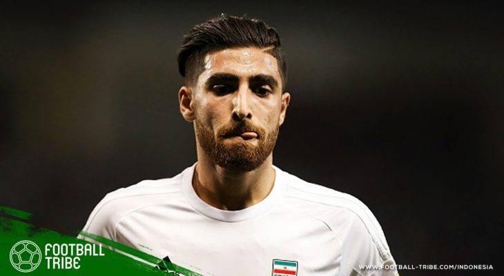 Alireza Jahanbakshkh dan Misi Juara Iran di Piala Asia 2019