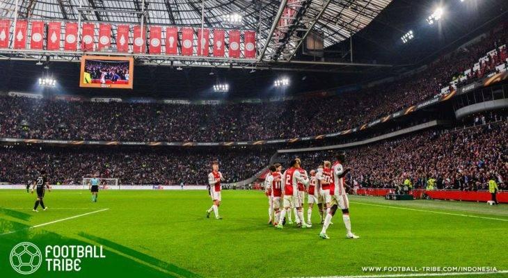 Musim Depan, Stadion Amsterdam ArenA Resmi Berganti Nama