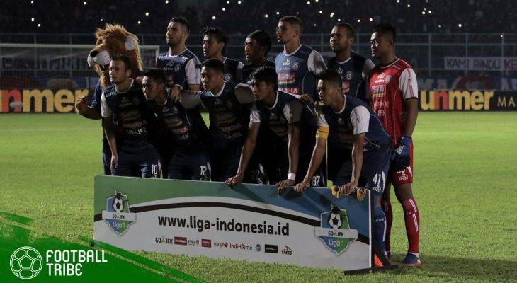 'Bencana' di Skuat Arema FC, Apa Penyebabnya?