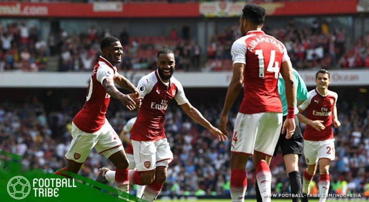 Tribe Rating: Mundurnya Arsene Wenger Jadi Motivasi Arsenal Hancurkan West Ham United