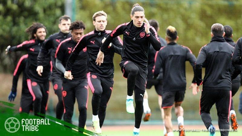 membentuk tim Arsenal