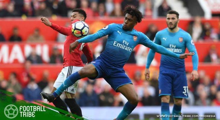 Tribe Rating: Turunkan Banyak Pemain Muda, Arsenal Kalah Tipis Atas Manchester United