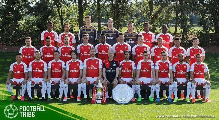 Memilih Kandidat Kapten Arsenal Selanjutnya, Siapa yang Paling Cocok?