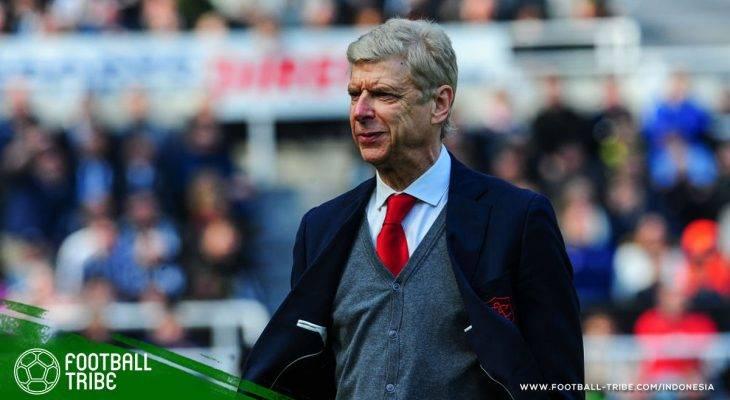 Arsene Wenger dan Jejak yang Mustahil Diulangi