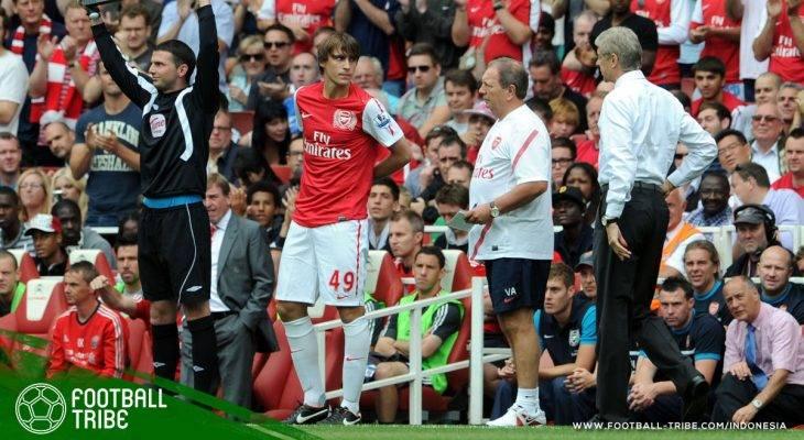 Sebelas Pemain Absurd di Arsenal yang Hadir pada Era Arsene Wenger
