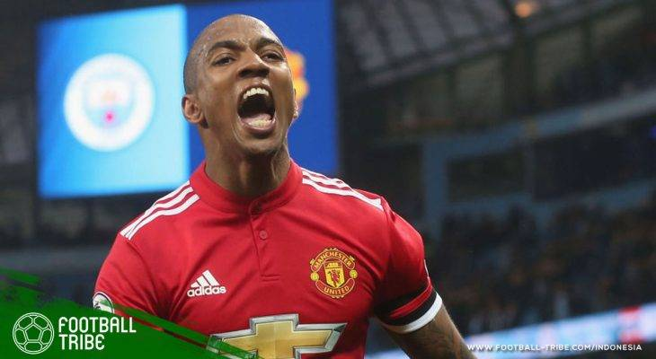 Ashley Young, Pahlawan Manchester United Sebenarnya di Derby Manchester
