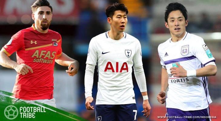 Pemain-Pemain dari Asia yang Merajai Eropa Berkat Catatan Golnya di Liga
