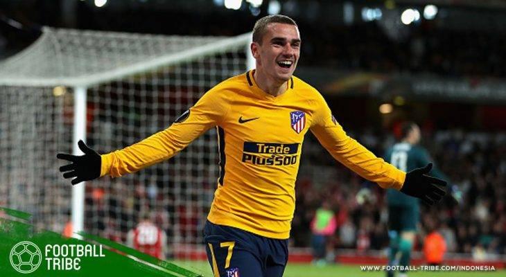 Tribe Rating: Atletico Madrid Rayakan Hari Jadi dengan Hasil Imbang di Emirates