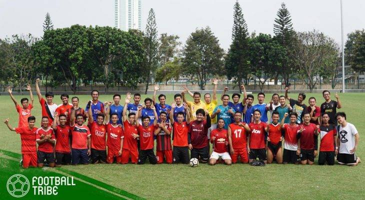 Open Play Ayo Indonesia bersama Football Tribe!