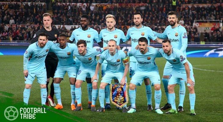 Enam Kekalahan Menyakitkan yang Diderita oleh Barcelona di Liga Champions