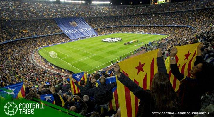 Anthem-Anthem Menarik dari Sejumlah Klub Liga Top Eropa