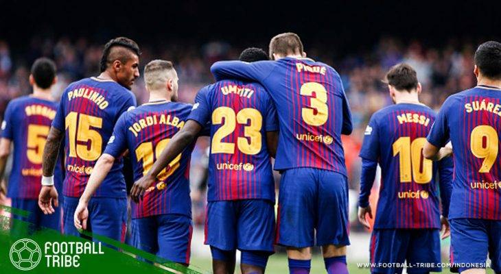Rekap Jornada 32 La Liga: Camp Nou yang 'Dingin', Meroketnya Real Betis, dan Panasnya Papan Bawah
