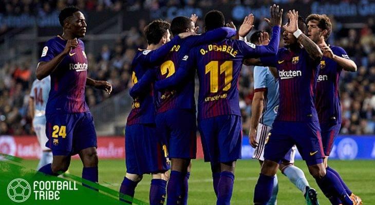 Barcelona tanpa Alumnus La Masia di Starting Line Up untuk Pertama Kali dalam 16 Tahun