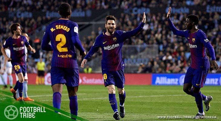 Jornada 34: Las Palmas Klub Kedua yang Terdegradasi, Barcelona Tinggal Butuh Satu Poin untuk Juara