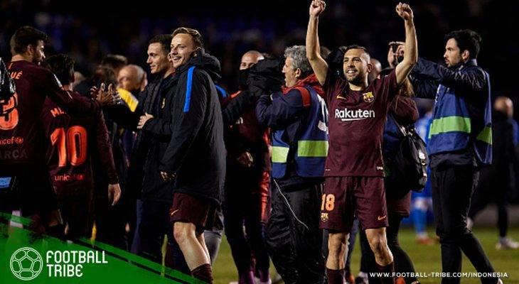 Rekap Jornada 35 La Liga: Barcelona Dipastikan Juara Liga dan Masih Belum Terkalahkan