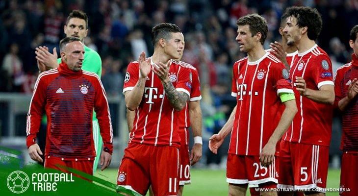 Pertandingan Membosankan di Munchen Berakhir dengan 100 Cleansheet Bagi Bayern