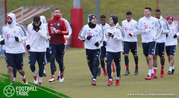 Tribe Tank: Belajar Melatih dan Taktik dari Latihan FC Bayern München