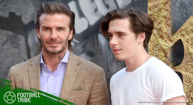 Empat Anak David Beckham Yang Melenceng Jauh dari Dunia Sepak Bola