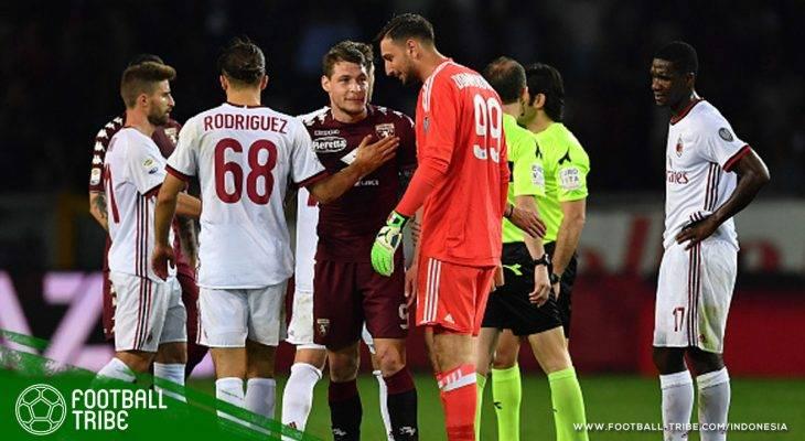 Menguatnya Sinyal Andrea Belotti ke AC Milan Musim Depan
