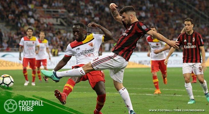Benevento yang Menjelma Jadi Musuh Menakutkan AC Milan