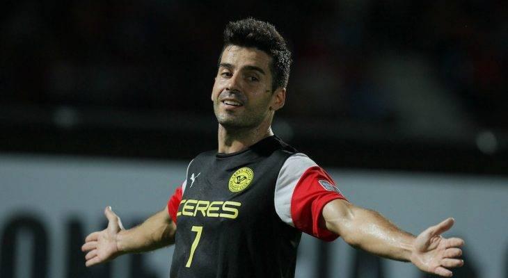 Bienvenido Maranon, Penyerang Ceres-Negro yang Jadi Kompetitor Marko Simic untuk Gelar Top Skor Piala AFC