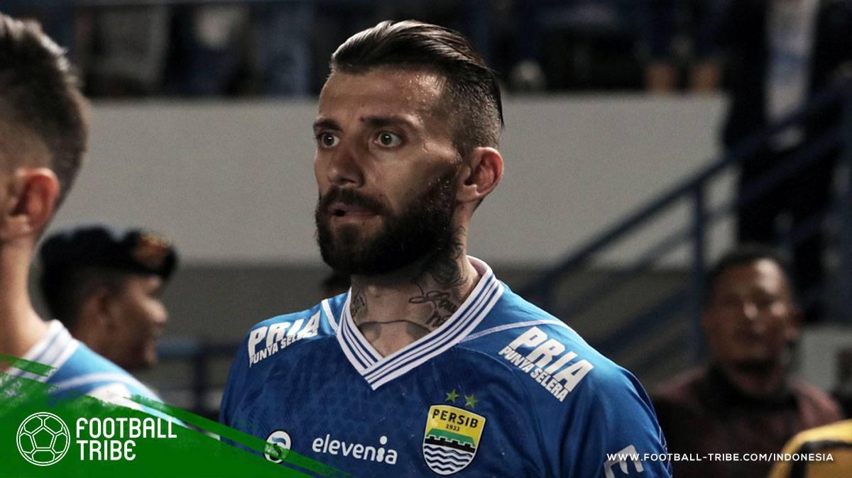 Menakar Potensi Bojan Malisic Memainkan Peran 'Quarterback' di Persib Bandung