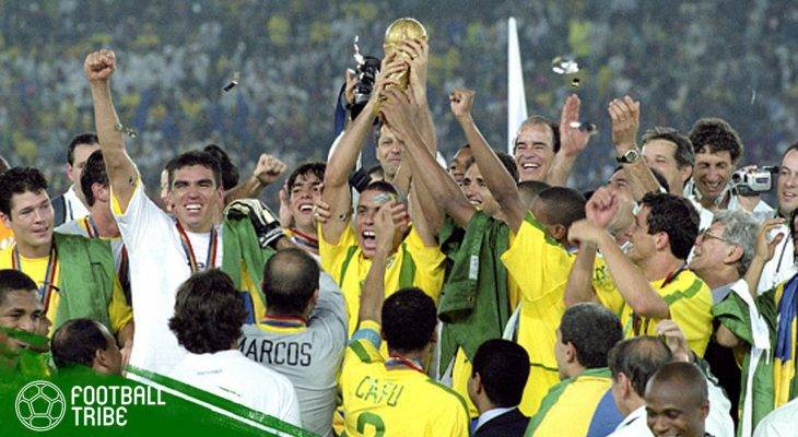 Skuat Brasil yang Memenangi Piala Dunia 2002, di Mana Mereka Sekarang?